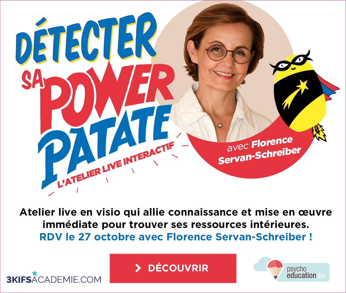 DÉTECTER SA POWER PATATE – L'ATELIER LIVE INTERACTIF