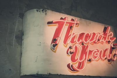 La contagion de la gratitude