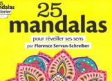 25 mandalas pour réveiller ses sens