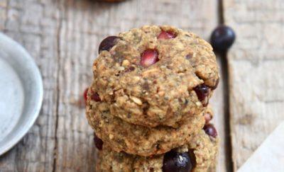 Super cookie aux graines et aux fruits