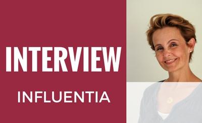 interview sur le bonheur dans la revue Influentia de Florence Servan-Schreiber