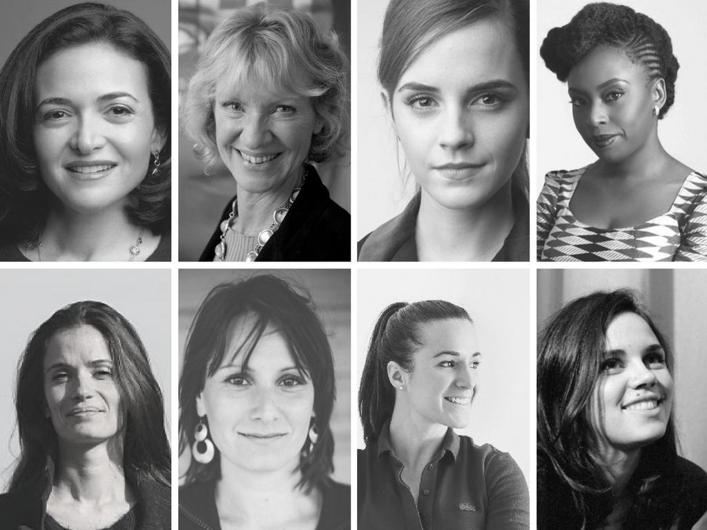 8 vidéos inspirantes de femmes non moins inspirantes