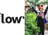 Interview dans le magazine Flow de Florence Servan-Schreiber
