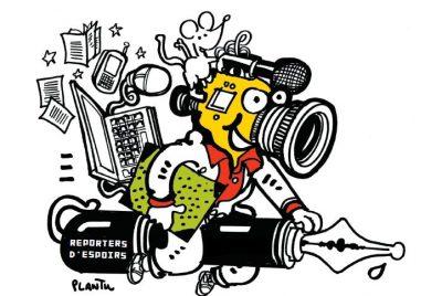 Reporters d'espoir