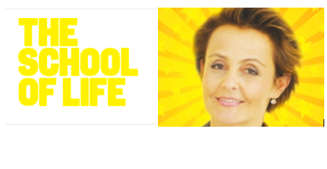 Sunday talk au School of life