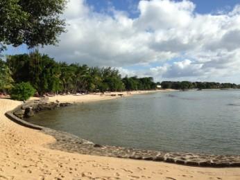 Meditation à la plage