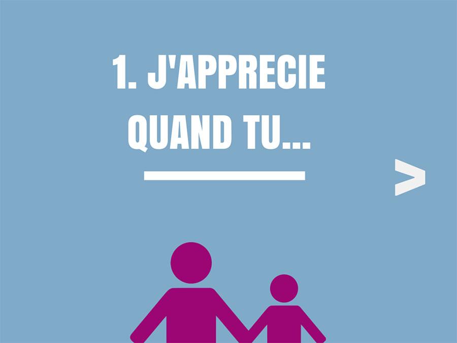 10 phrases positives enfants