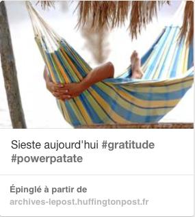 #gratitude #powerpatate
