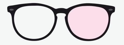lunettes optimistes