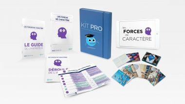 Kit pro les forces de caractère