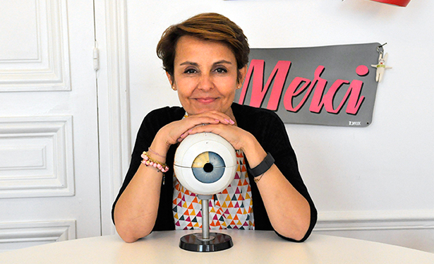 Interview de Florence Servan-Schreiber