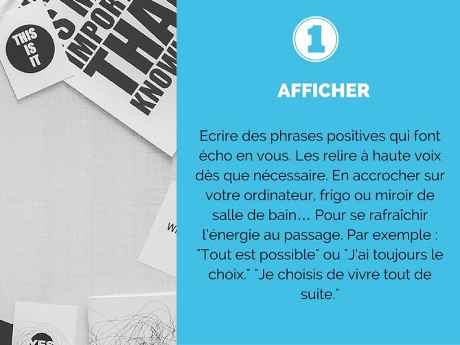 Afficher - Diaporama 10 exercices pour développer votre Optimisme