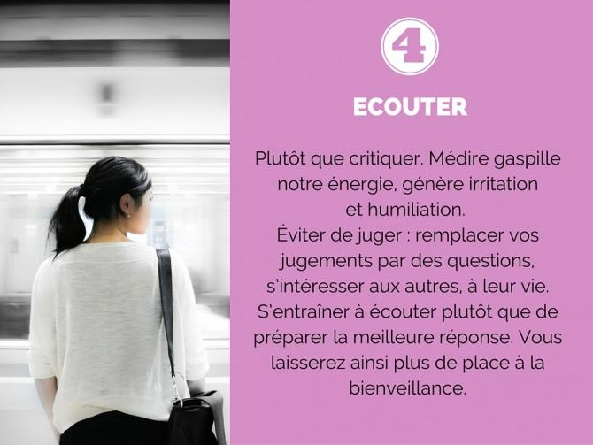 Ecouter - Diaporama 10 exercices pour développer votre Optimisme