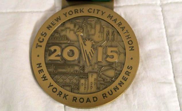 Témoignage de Chris sur son marathon de New York