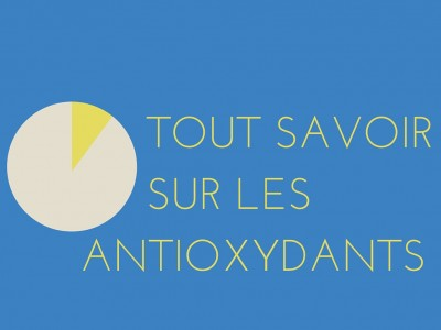 Tout savoir sur les antioxydants
