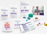 Le kit pro Le pouvoir d'un merci sur la 3kifsacademie