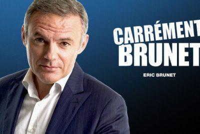 Carrément Brunet, RMC