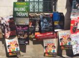 La fabrique à kifs à Avignon - les affiches dans la rue