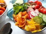 Recette du sushi bol coloré
