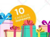 La sélection de 10 cadeaux de Noël inspirants de Florence Servan Schreiber pour Noël