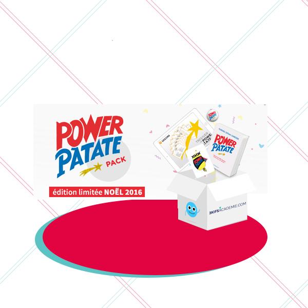 Un Pack exceptionnel 100% Super Pouvoirs en édition limitée à 20 exemplaires !