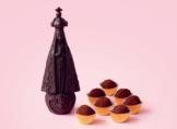 la recette des truffes Chocopeanut de Florence Servan-Schreiber