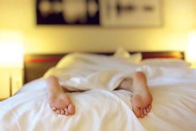 La science du couple : dormir ensemble