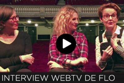 Interview Fabrique à Kifs sur la Webtv de Flo