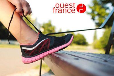 Sport et bien être : un article Ouest France