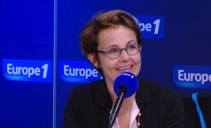 Interview de Florence Servan-Schreiber sur Europe 1