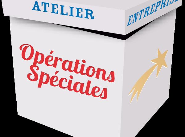 Opérations spéciales - entreprises