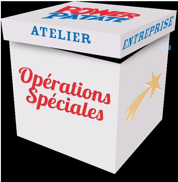 Les opérations spéciales